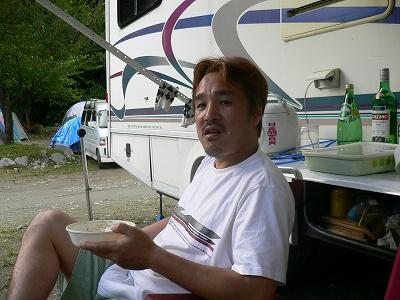 西丹沢 キャンプ  2日目