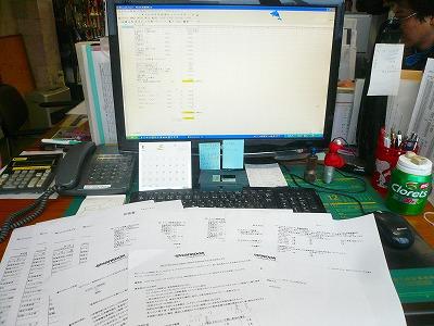 企画書、報告書、概算書、契約書、、、RX−8新作パーツ第二弾