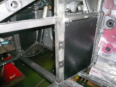 TA−2 ミッショントンネル パネル 取付