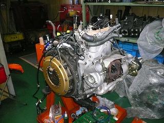 TA−1 エンジンコンプリート