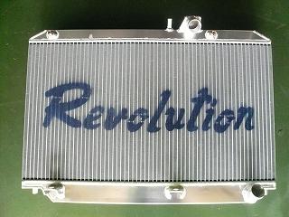 RX−8 新作ラジエター 製品化
