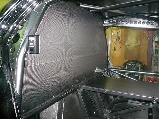 TA−2 リヤ隔壁取付&センサー取付