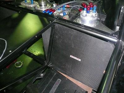 TA−2 カーボンパーツ製作