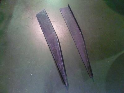 TA−2 空力パーツ 補強